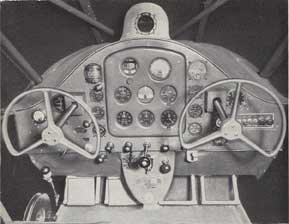DGA-8 Panel from Howard Brochure